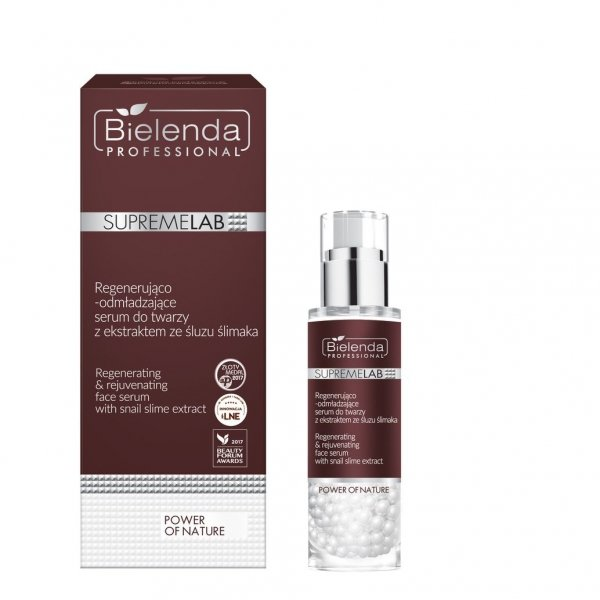 BIELENDA - Power of Nature Odbudowujące serum do twarzy 30g