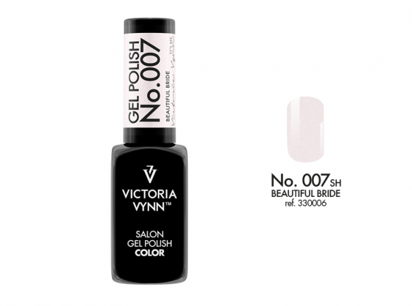 Victoria Vynn Gel Polish Color - Beautiful Bride No.007 8 ml