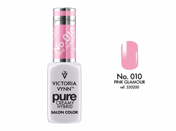 Victoria Vynn Pure Color - No.010 Pink Glamour
