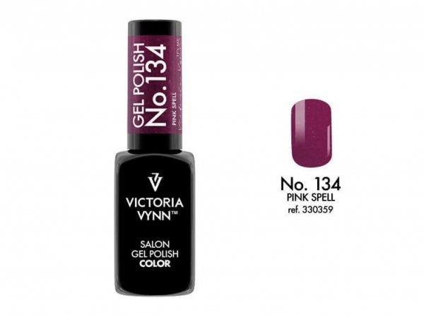 Victoria Vynn Gel Polish Color - Pink Spell  No.134 8 ml