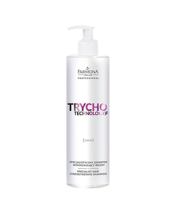 Farmona TRYCHO TECHNOLOGY Specjalistyczny szampon wzmacniający włosy