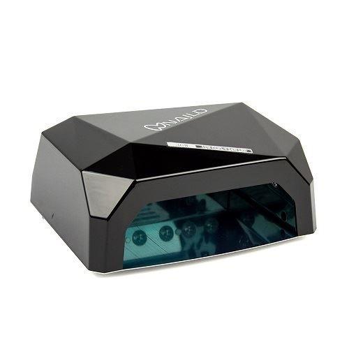 Lampa Najlo Led - CCFL 36w -  czarna