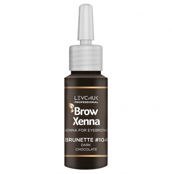 BrowXenna #104 Dark Chocolate 10ml