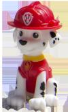 Psi Patrol Witaj w klubie 3 Marshall i przyjaciele (z figurką)