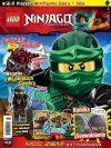 Lego Ninjago magazyn 7/2017 + COLE z żabą
