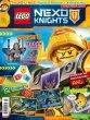 Lego Nexo Knights magazyn 3/2017 + ROBIN + Kombo Moc