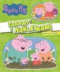 Świnka Peppa Zabawy z naklejkami 1 Wesołe przygody