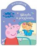 Świnka Peppa Złap książeczkę 1 Wizyta u przyjaciela