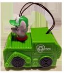 Psi Patrol Pojazdy specjalne 4 Rocky w akcji! + ekowóz
