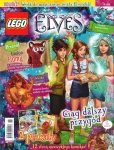 LEGO Elves magazyn 2/2015 + lisica FLAMY