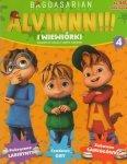Alvin i wiewiórki 4 (z naklejkami)
