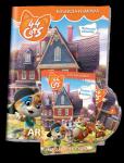 44 Koty Kolekcja filmowa 1 Misja arcykotków (DVD)