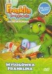 Franklin i przyjaciele kolekcja filmowa 5 Wyścigówka Franklina (DVD)