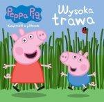 Świnka Peppa Książeczki z półeczki 63 Wysoka trawa