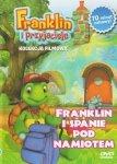 Franklin i przyjaciele kolekcja filmowa 7 Franklin i spanie pod namiotem DVD