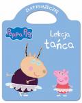 Świnka Peppa Złap książeczkę 4 Lekcja tańca