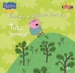 Świnka Peppa Zabawy w Wielkie Sprawy 21 Tata trenuje