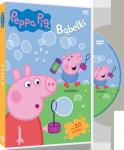 Świnka Peppa DVD Bąbelki (20 odcinków)