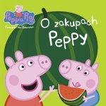 Świnka Peppa Opowieści Na Dobranoc 6 O zakupach Peppy