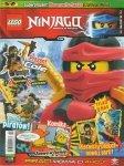 Lego Ninjago magazyn 3/2016 + COLE czarny ninja + karty Ninjago