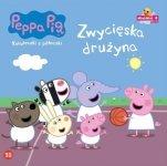 Świnka Peppa Książeczki z półeczki 38 Zwycięska drużyna