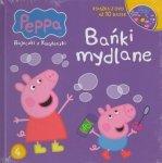 Świnka Peppa Bajeczki z Książeczki 4 Bańki mydlane - książka z płytą DVD
