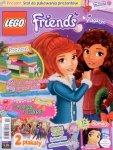 LEGO Friends magazyn 11/2016 + Stół do pakowania prezentów
