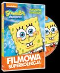 Filmowa Superkolekcja SpongeBob Kanciastoporty Podstępna szpachelka DVD