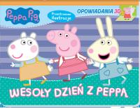 Świnka Peppa Opowiadania 3D Wesoły dzień z Peppą