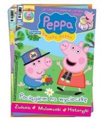 Prenumerata magazynu Świnka Peppa 10 numerów z prezentami