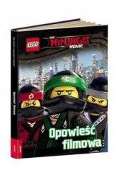 PREZENT ZA ZAKUPY za 90 zł - Lego Ninjago The Movie Opowieść filmowa