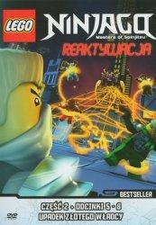 Cartoon Network Przedstawia 3/2016 + DVD LEGO Ninjago Reaktywacja 2