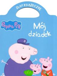 Świnka Peppa Złap książeczkę 9 Mój dziadek