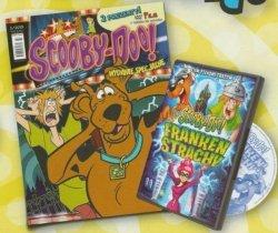 Scooby-Doo! Wydanie specjalne 2/2015 z DVD Frankenstrachy
