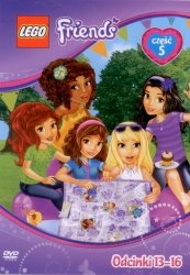 Magic Stars 2/2017+ serial LEGO Friends DVD cz.5