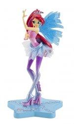 WinX Club Magia Sirenix 1 - figurka Bloom Sirenix (ze skrzydłami)