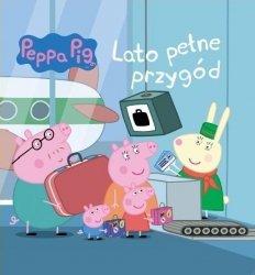 Świnka Peppa Lato pełne przygód (w twardej oprawie)