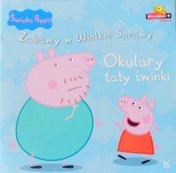 Świnka Peppa Zabawy w Wielkie Sprawy 16 Okulary taty świnki
