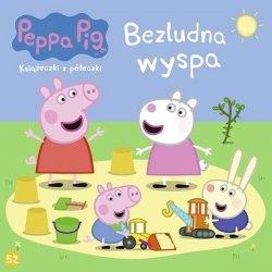 Świnka Peppa Książeczki z półeczki 52 Bezludna wyspa
