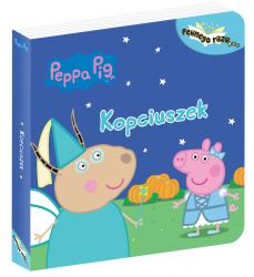 Świnka Peppa Pewnego razu… 1 Kopciuszek