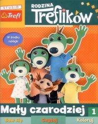 Trefl Rodzina Treflików Mały czarodziej 1