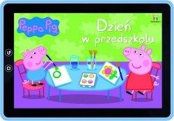 Świnka Peppa Książeczki Bajeczki 1 Dzień w przedszkolu