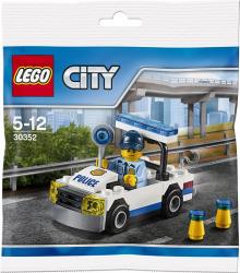 MiniMini+ magazyn Wydanie specjalne + LEGO City 30352 Samochód policyjny