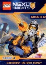 PREZENT ZA ZAKUPY za 50 zł - DVD LEGO Nexo Knights cz.4