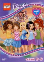 PREZENT ZA ZAKUPY L.O.L. Surprise - LEGO Friends serial DVD cz.4