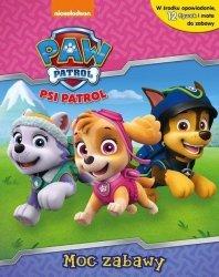 PRODUKT PREMIOWANY Psi Patrol Moc zabawy + mata i 12 figurek (Skye)