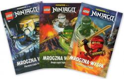 LEGO Ninjago Komiks Mroczna Wyspa - trylogia