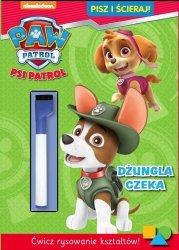 Psi Patrol Pisz i ścieraj! 4 Dżungla czeka