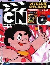 Cartoon Network Wydanie specjalne 3/2017 + DVD Lego Nexo Knights cz.2