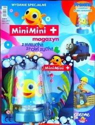 MiniMini+ magazyn Wydanie specjalne 3/2019 + lampka nocna rybki
